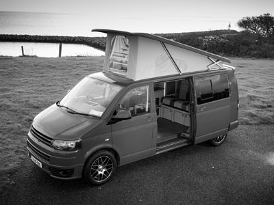 With All The Same Fantastic Features As Grand Tourer This 4 5 Berth Campervan Has An Extra Wide Rear Seat Bed And Can Carry Up To 6 Passengers